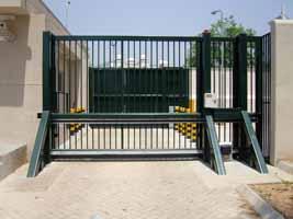 Armoured Vehicle Gate SG1100CR
