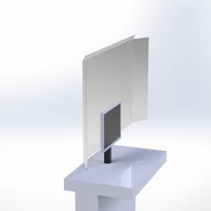 Counter Screen