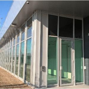 Guard Station & External Building
