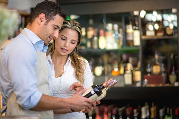 Liquor Serving