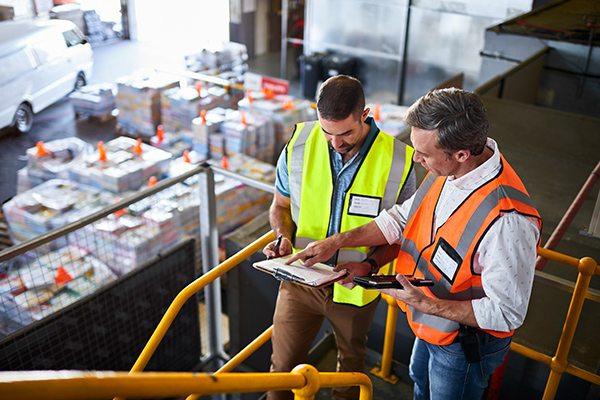 Distribution Centre Conversation